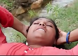 Outdoor Indian Fucks And Does Kagney B Loves it  