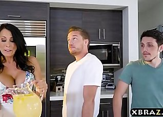 Young Busty Housewife Fucks Cock |