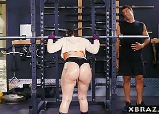 Horny big ass babe anal |