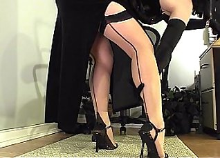 slippery leg sex workout |