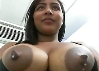 Kitty Milk glasses Slut Latina GF Uses to Fuck With Him! |