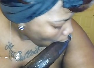 Suckstheback Thick black BBW fucks a beautiful mixed race woman |