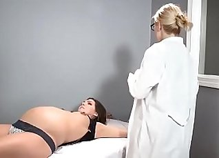 Orgasm over head nurse |
