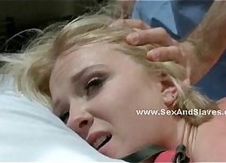 Blonde kinky bdsm fetish massage  