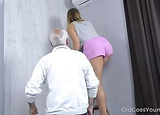 Hot Young Boy fucked by his Mature Mother More |