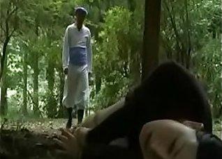 dirty intruder in school underwear gal toe dancing in japanese public |