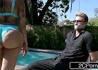Molly Brock Get That Butt Fucked from Behind by BBC |