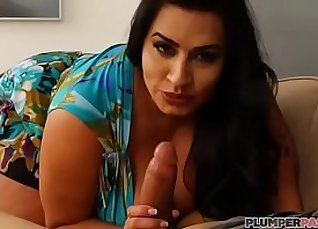 Latina dancing on bed with partners wife and much more |