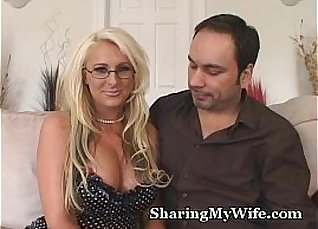 Busty Wife Kara is sharing some titty |