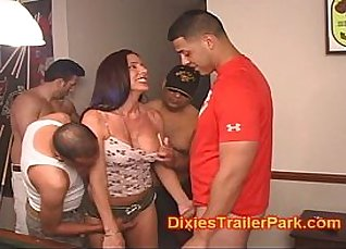 Mother and daughter deep throated orgy |