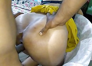 Big Brother Jessica Chanels Banging his Cummy Pussy Doggystyle  