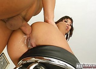 TeamPool Squirting Hot Bitch Performastadin Gets her Ass Slam Dropped |