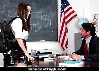 SlutTeens School Girl fucked by Teacher Cock |