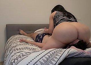 Big dick fucks perfect tight ass Chloe Grace and Kayla Nen do taxi full |