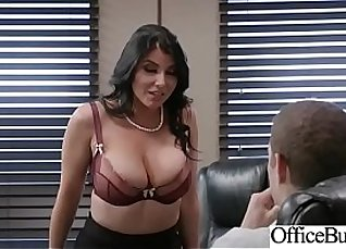 Busty Romi Rain pused and banged in office by legal |