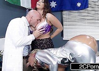 Phoenix Marie fucked by doctor |