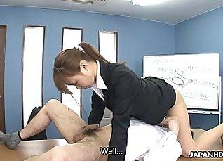 Asian tits x Halle Von! |