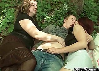 Mother In Law Outdoor Fucking In Sexy Garage |