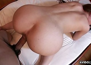 Japanese BBW And Big Booty Horny Asian |