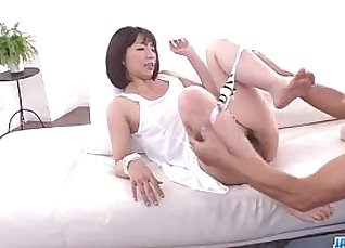Juicy step mom impaled on her hunk son  