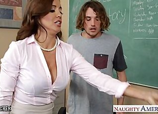 It was nice to meet your new teacher |
