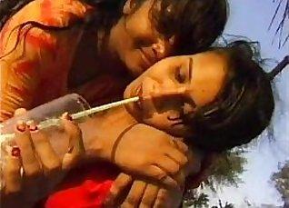 Indian women hardcore threesome |
