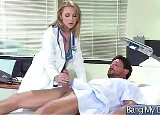 Doctor offer to seduce UPS patient |