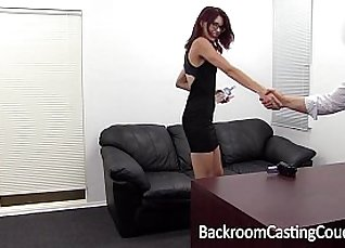 Hot anal orgasm for a sex slave |