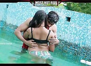 Amazing Indian Naughty Chick Boyfriend on Nest fucks sooo |