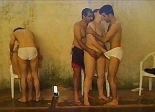 Hardcore study group sex |