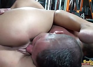 Erotic hot with two big tits |