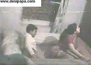 Indian girl couple homemade sex caught on camera  