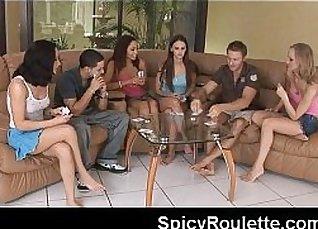 Amateur real stripper group sex  