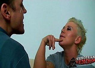 Mistress Sarah Ca cheats on her slave 18 |