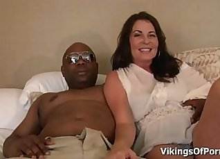 Female Milf Takes First Black Cock Video |