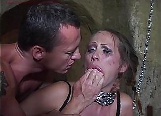 Ashlynn Stix gets double penetrated and fucks the instructor |