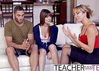 Sexy Teacher and Three Pass |