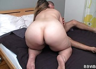 I look at my perfect little beauty BBW  