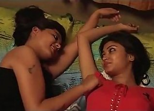 Nasty Indian Dotou Kissing |