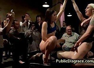 MTS Pleasure Babe Humiliation! Flirty Ride!  