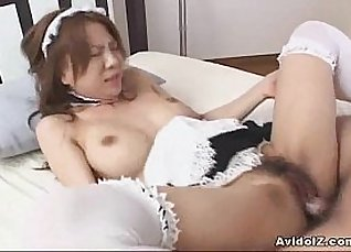 Gorgeous japanese babe rough and soon |