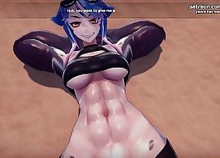 3D Hentai Girls Mura Bukano Teen Big Tits Booty n Fun! |