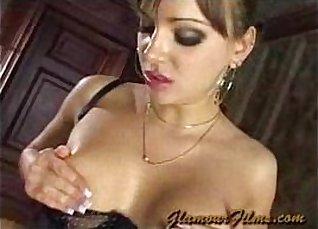 Hot Harper Lee Church stepmom seduce her stepdad  