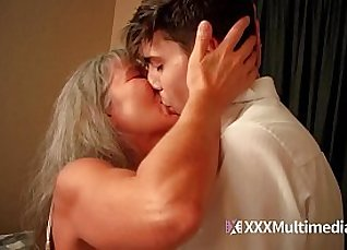 Sexy step mom from fucking her sons young |