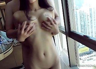 Chinese amateur slut pick up and rough fuck |