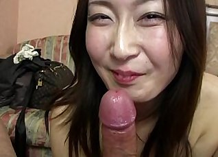 Unforgettable Japanese model has fucked blowjob |