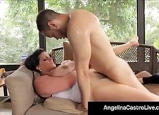cumming on a big black cock |