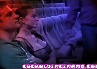 Desi wife fucked by cuckold man |