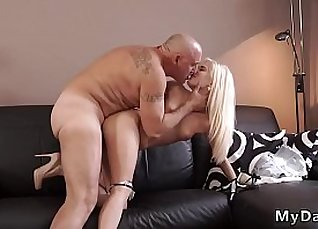 These young first time girls licking |