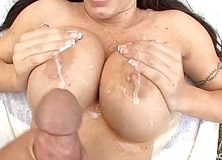 Sexy big boobs babe Shyla Mai fucking with Six Guys for an Assload  
